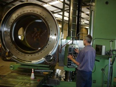 Redesigning Industrial Machinery for Durability