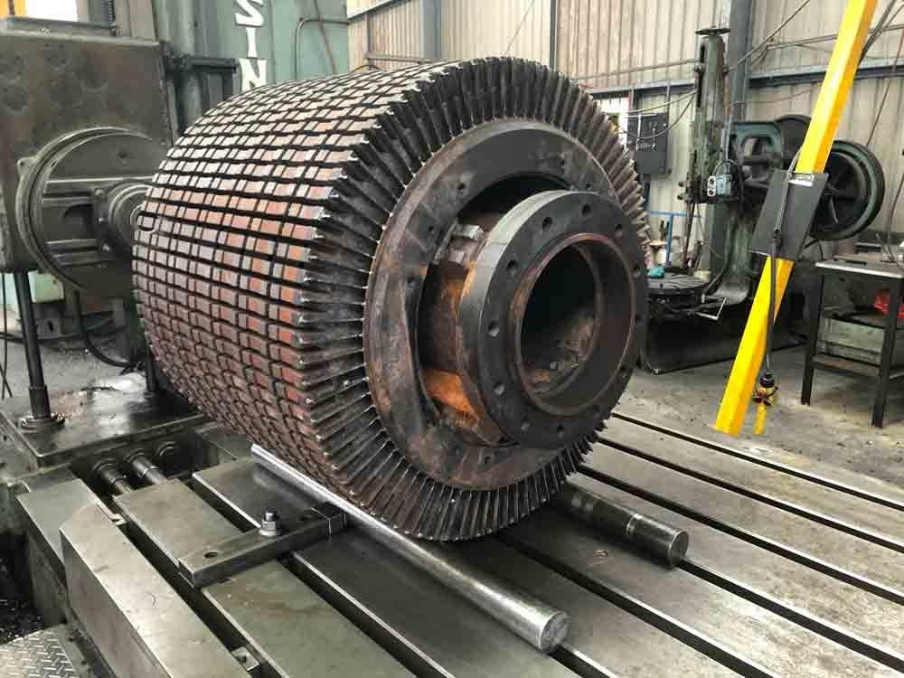 Heavy metal precision machining in Brisbane