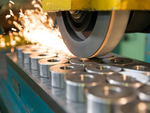 Precision surface grinding Brisbane. Achieve tighter tolerances for metal part machining with surface grinding.