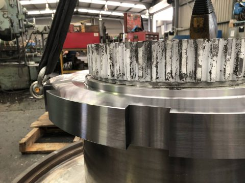 Brisbane's heavy machining specialists. Fabrication and machining for large and heavy metal parts in Brisbane.