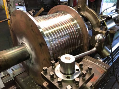 Heavy metal precision machining in Brisbane