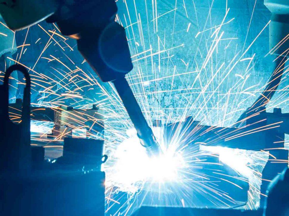 Big industrial repairs and breakdowns