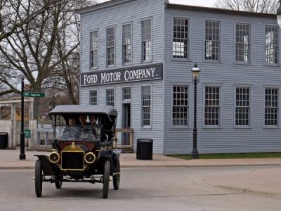 How Henry Ford's Moving Assembly Line Shaped a Nation