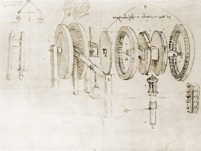 Leonardo da Vinci's Inventions in the 21st Century